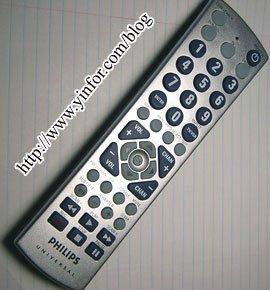 philips-remote-control