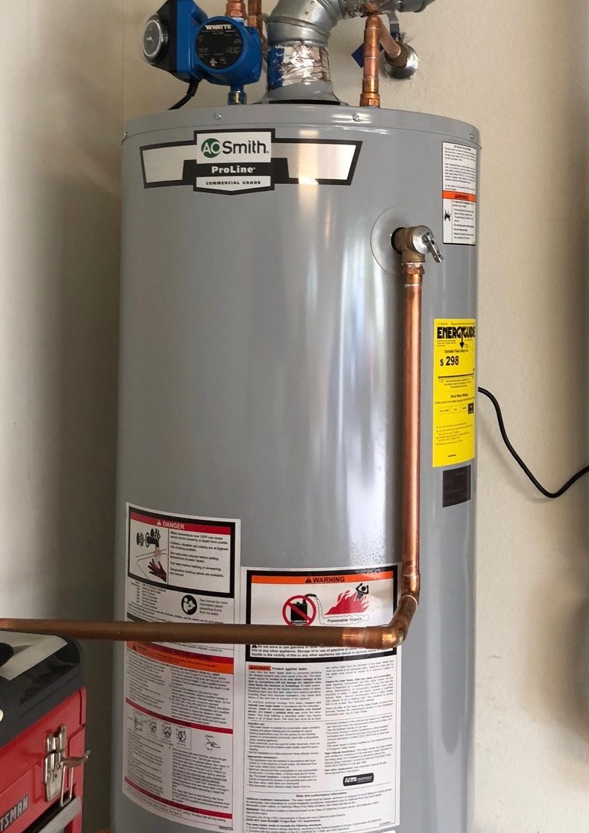 How To Determine Water Heater Age David Yin S Blog