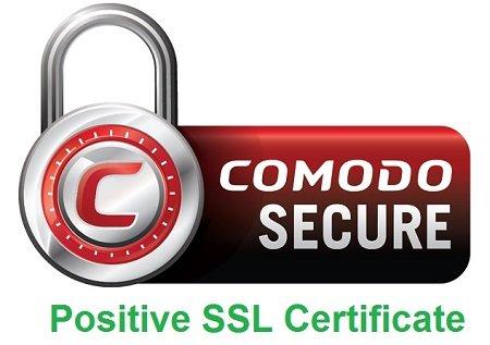 comodo-positive ssl-certificate