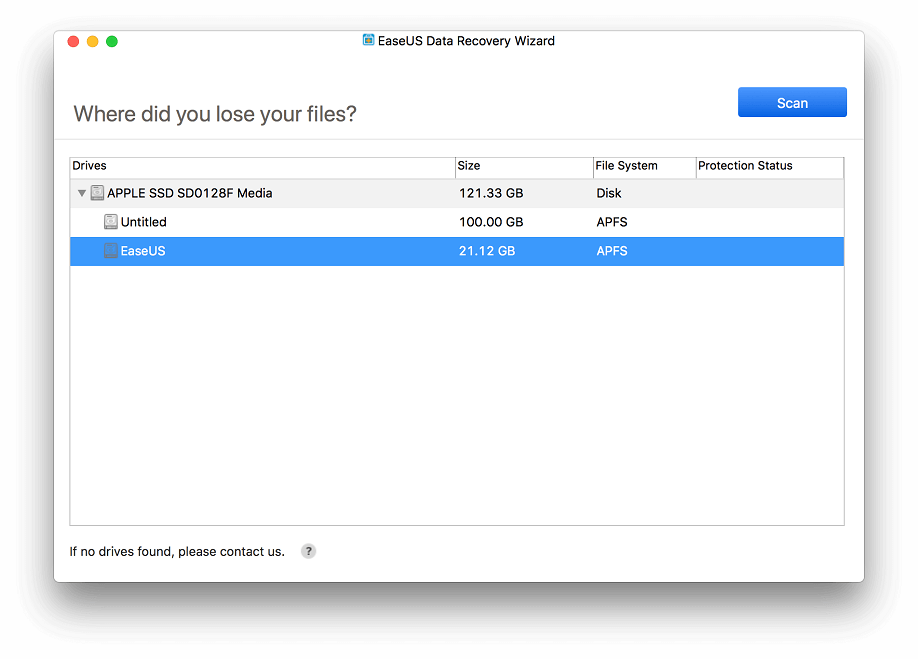 easeus data recovery wizard for mac free download
